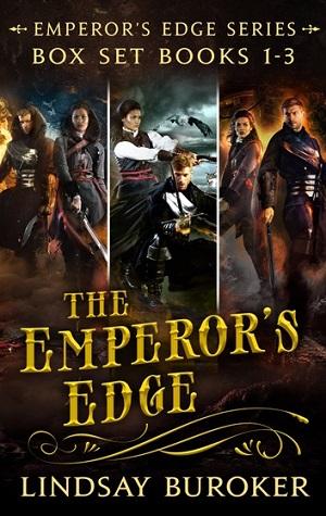 The Emperor's Edge (Box Set)