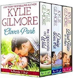 Clover Park (Box Set – Books 1- 3)