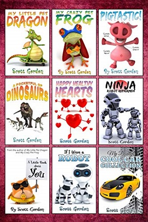 Mega Collection: Nine Awesome Bedtime Stories