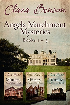 The Mystery At Underwood House: An Angela Marchmont Mystery