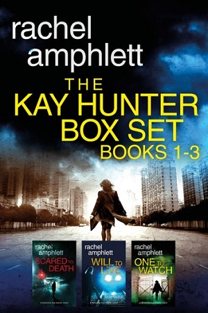 The Detective Kay Hunter Box Set (Books 1-3)